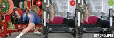 A Good Bench Press Weight How To Bench Press With Proper Form The Definitive Guide