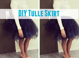 how to make tulle skirt diy tulle skirt bridal shower naturally