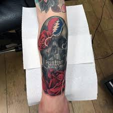 50 grateful dead designs for rock band ink ideas