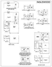 floor plans inglewood