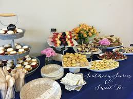 rustic bridal shower brunch southern soirees and sweet tea