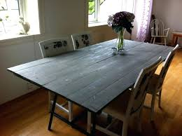 build your own dining table how to build a kitchen table appealing making your own dining table