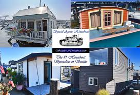 2 Bedroom Houseboat For Sale Welcome To Seattle Houseboat
