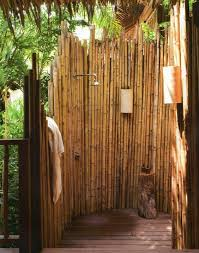 18 tropical and outdoor shower ideas small house decor