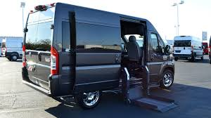 used dodge conversion vans 2015 ram promaster mobility conversion paul sherry