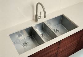 Your Kitchen Sink Buying Guide - Triple sink kitchen
