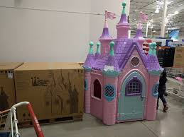 costco halloween decorations costco pink princess castle super palace