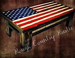 Old Coffee Table by Concealment Tables Rough Country Rustic Furniture