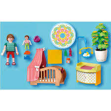 playmobil babyzimmer playmobil zauberhaftes babyzimmer 5334 bei spar toys