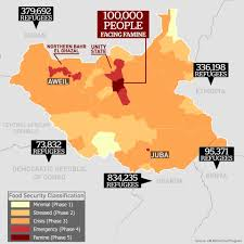 Sudan On World Map by 100 South Sudan On Africa Map How Do Environmental