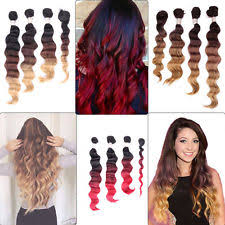 indian human hair weave au weft hair extensions ebay