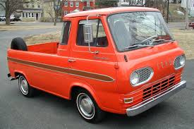 Old Ford Truck Van - spring special 1965 ford econoline pickup