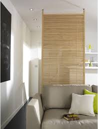separation bureau amovible cloison amovible séparation salon cuisine en bois cosy