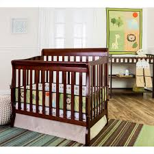 Colgate Mini Crib Mattress by Portable Mini Crib Dust Ruffle Creative Ideas Of Baby Cribs