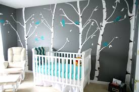 wall decals for nursery tree wall decor for baby boy nursery ideas