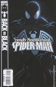 comic books u0027spider man black u0027