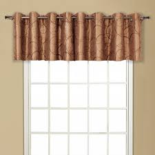 united curtain sinclair window valance walmart com