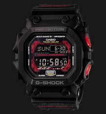 Jam Tangan G Shock Pertama casio g shock gxw 56 1ajf multi band water resistant 200m resin band