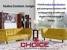 Modern Furniture Showroom by Choice Custom Home Issuu