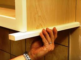 Hanging Kitchen Cabinets Interesting How To Install Kitchen Wall Cabinets Cherry On Green