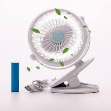 battery operated desk fan rechargeable battery operated clip on mini desk fan stroller fan