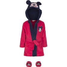 robe de chambre bébé 18 mois peignoir et chausson mickey mouse 18 24 mois peignoir bébé