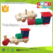 little wooden train engine kids toys train mini thomas train toy