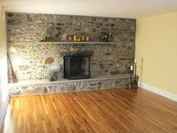 fireplace sleek faux stone fireplace mantels for house ideas