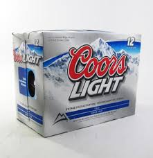 coors light 18 pack beer products the cultured pearl liquor company
