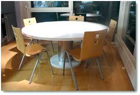 table ronde cuisine design table cuisine ronde blanche table ronde de repas design tulipe