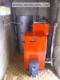 caldaia per interni come si installa una caldaia a pellet