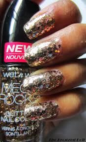 wet n wild mega rocks glitter nail polish themakeupleague blogspot