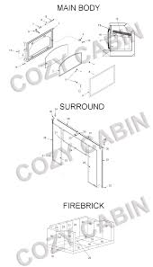 dutchwest steel wood insert dw2500x02 the cozy cabin stove