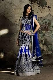 indian wedding dresses royal blue indian wedding dresses naf dresses