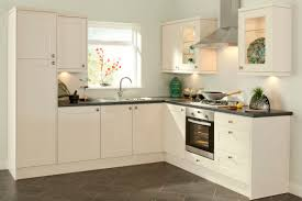 interiors of kitchen kitchen appealing grey tile flooring ideas white corner l shaped