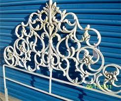 12 best headboards images on pinterest wrought iron headboard