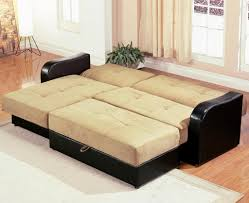 Yellow Sleeper Sofa Interior Appealing L Shaped Sleeper Sofa For Your Living Room