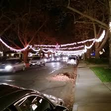 christmas light tour sacramento fab 40s christmas lights nathan sherman