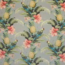 Tropical Upholstery B5477 Tangelo Greenhouse Fabrics