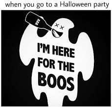 Halloween Party Meme - when you go to a halloween party funny memes daily lol pics