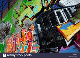 How To Graffiti With Spray Paint - painting wall spray paint stock photos u0026 painting wall spray paint