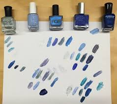 the beauty of life my happy hanukkah nail art a blue ombre manicure