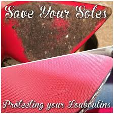 sparkles u0026 spit up save your soles protecting your louboutins