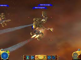 terran fast frigates treasure planet battle procyon
