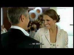 nespresso commercial female actress nespresso commercial george clooney youtube