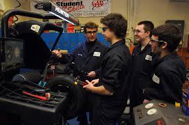 Technology Garage by Automotive Technology Warwick Area Career U0026 Technical Center