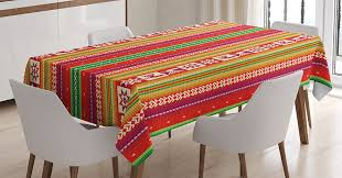amazon com native american tablecloth by ambesonne south