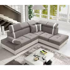canapé d angle cocooning un canapé d angle pour décorer la pièce centrale d une maison le