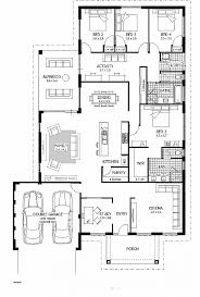 four bedroom floor plans 2 bedroom floor plans south africa lovely 4 bedroom house plans