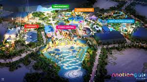 6 Flags Water Park Move Over Shanghai Disneyland A New Resort In Dubai Is Opening